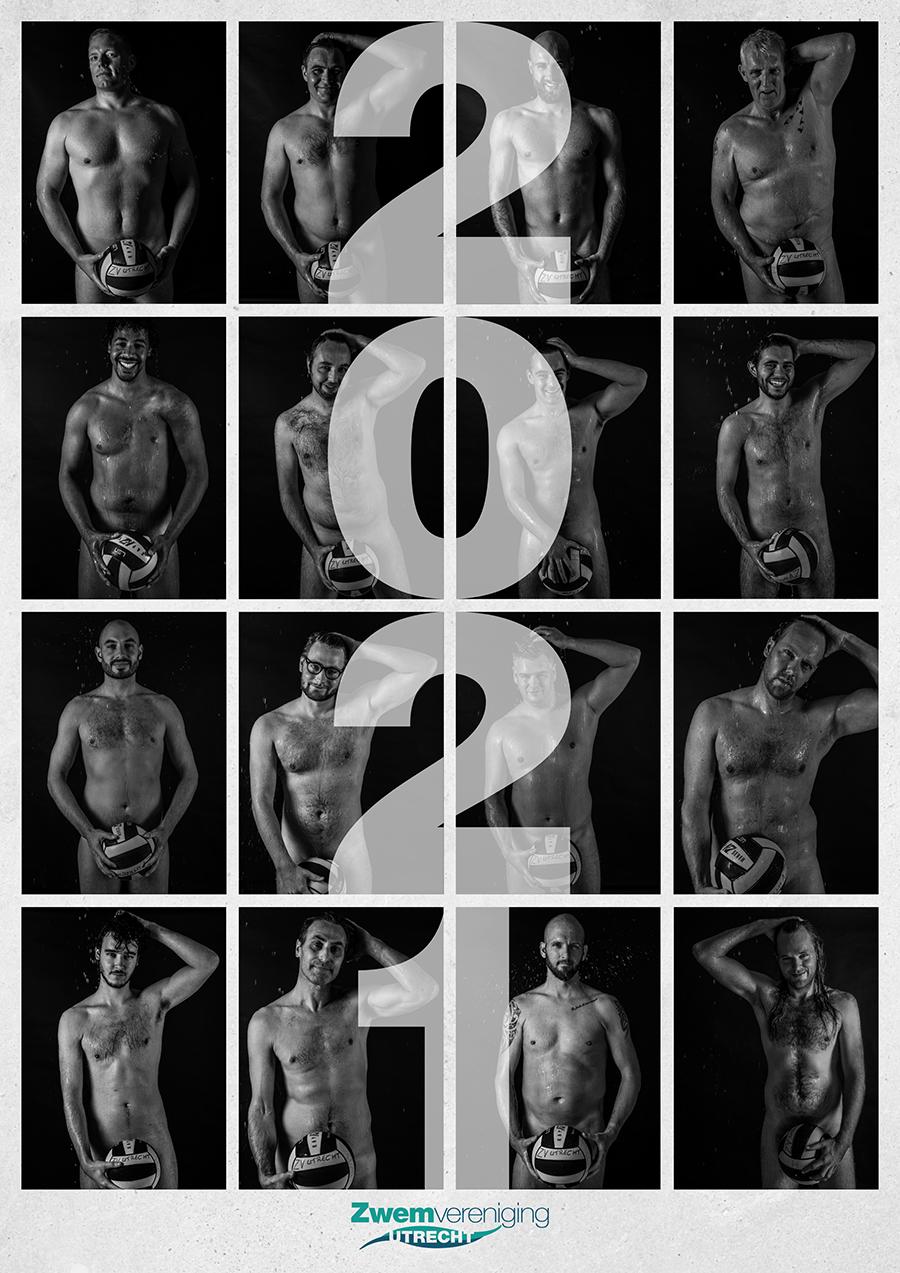 ZVU Mannen kalender_Cover